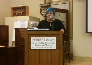 Holly Black at the Forbes Library